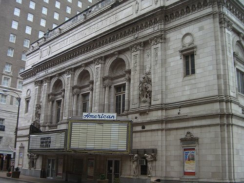American Theater, St. Louis