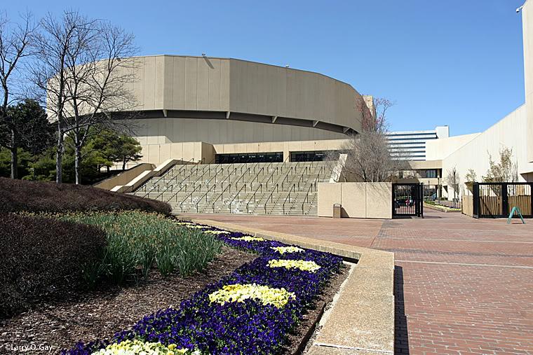 Birmingham Jefferson Convention Complex ArenaPanicStream ...